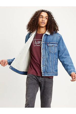 Levi's Type III Sherpa Trucker - Neutral / Fable