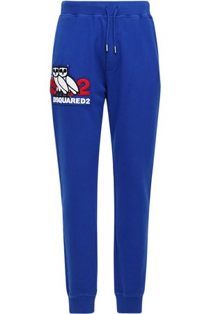 Dsquared2 Ovo Capsule Printed Jersey Sweatpants