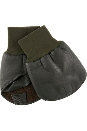 Dents Leather Shooting Mitts, / L