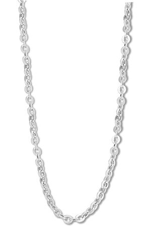 SuperJeweler 925 Sterling Forzentina 3mm Chain Necklace, 18 Inches