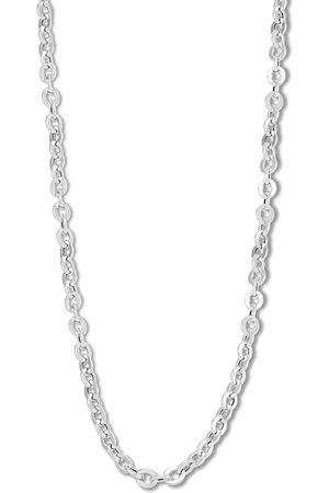 SuperJeweler 925 Sterling Forzentina 4mm Chain Necklace, 20 Inches