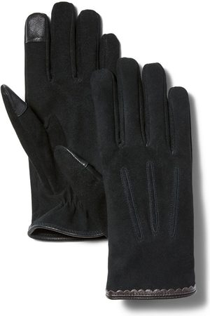 Timberland Classic leather gloves for women in , size m