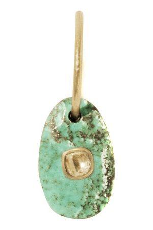 Pascale Monvoisin Women Earrings - Orso n°1 earring turquoise
