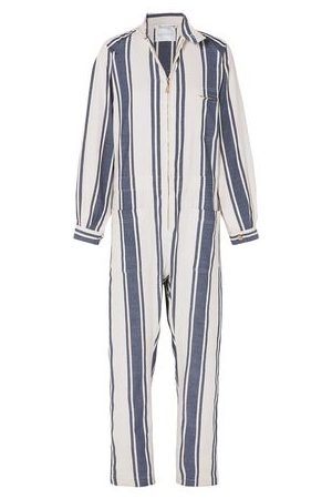 LUCY FOLK DUNGAREES - Jumpsuits