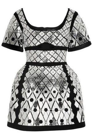 DAVID KOMA DRESSES - Short dresses