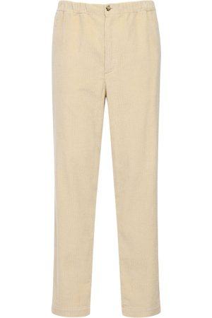 Kenzo 17.5cm Corduroy Pants