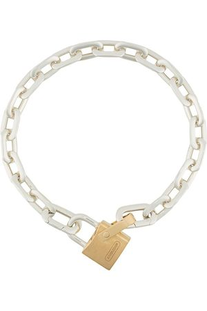 AMBUSH Bracelets - Small padlock bracelet
