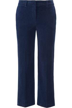 DAY.LIKE 7/8-length corduroy trousers flared leg size: 10s