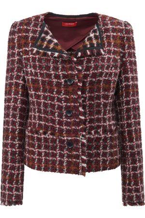Laura Biagiotti Roma Jacket made of woven fabric multicoloured size: 8