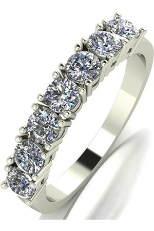 Moissanite 9Ct 1Ct Equivalent Eternity Ring