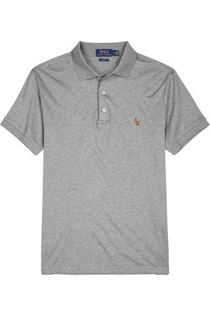 Polo Ralph Lauren Slim Pima Cotton Polo Shirt