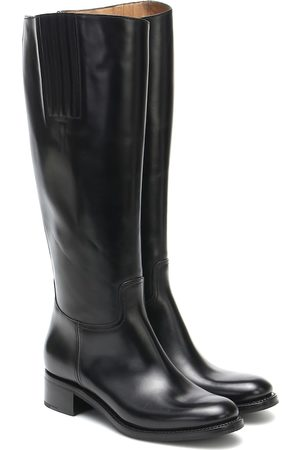 Church's Women High Leg Boots - Elizabeth knee-high leather boots
