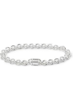 Le Gramme Men Bracelets - Le 21 Sterling Chain Bracelet