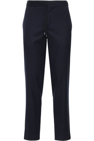 A.P.C Men Trousers - 17cm Wool Flannel Pants