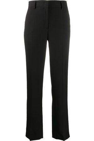Alberta Ferretti High rise tailored trousers
