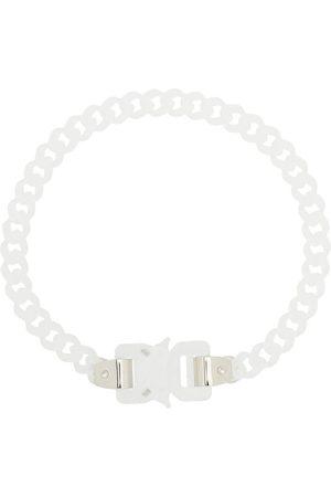 1017 ALYX 9SM Clasp-fastening chain necklace - Neutrals