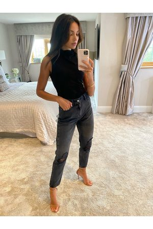 Michelle Keegan Classic Mom Jean