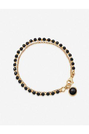 ASTLEY CLARKE Women Bracelets - Biography 18ct -plated sterling silver vermeil bracelet