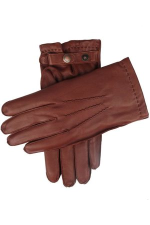 Dents Men's Lambswool Lined Leather Gloves, / 10.5