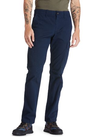 Timberland Men Trousers - Squam lake cargo trousers for men in navy navy, size 32
