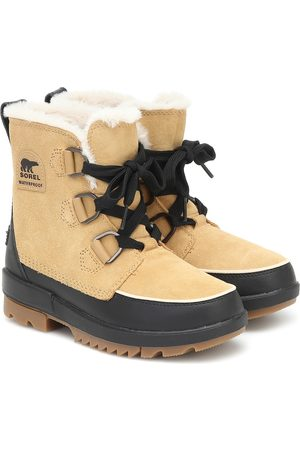 sorel Torino II suede boots