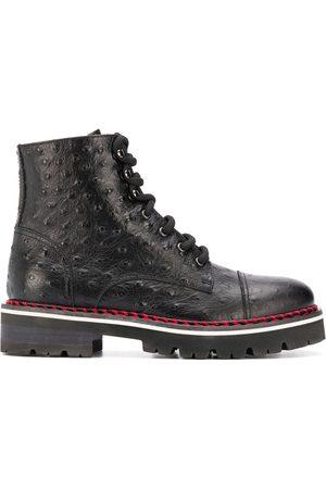AGL ATTILIO GIUSTI LEOMBRUNI Lace-up ankle boots