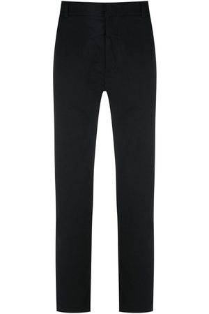 Handred Buttoned slim trousers