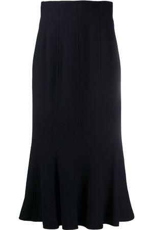 CHANEL Women Midi Skirts - 1993 flared hem midi skirt