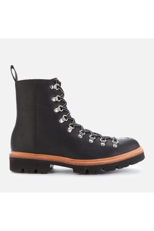 Grenson Men's Brady Leather Hiking Style Boots