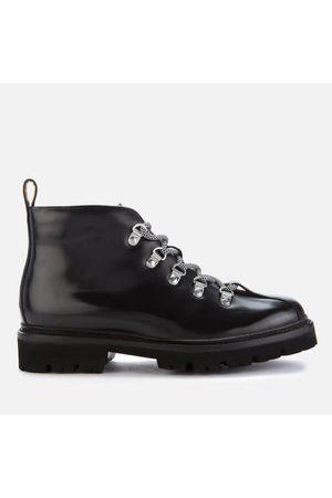Grenson Women's Bridget Leather Hiking Style Boots
