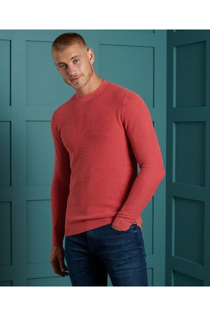 Superdry Textured Crew Sweatshirt