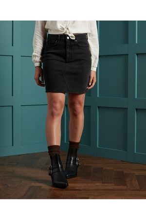 Superdry High Rise Mini Skirt