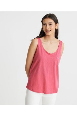 Superdry Organic Cotton Essential Tank Top