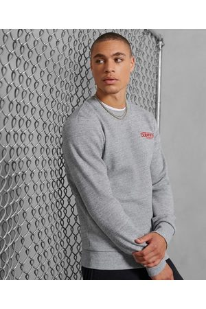 Superdry Classic Logo Athletics Crew Sweatshirt