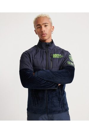 Superdry Blizzard Fleece Zip Midlayer Jacket