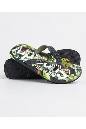 Superdry Scuba All Over Print Flip Flop