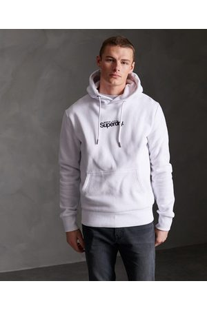 Superdry Core Logo Essential Brushed Hoodie