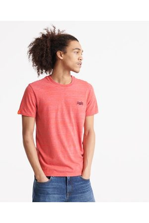 Superdry Label Vintage Embroidered T-Shirt