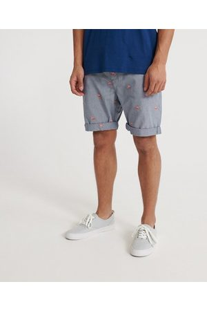Superdry International Embroidered Chino Short