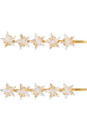 Jennifer Behr Martine crystal-embellished hairpin