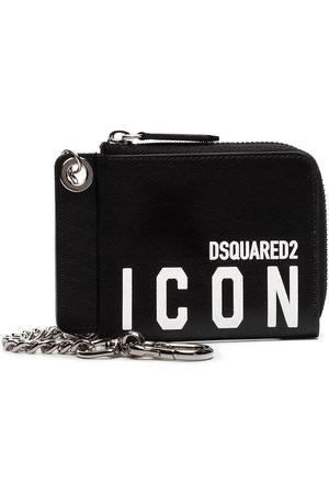 Dsquared2 Icon leather wallet