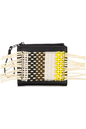 Camper Lab Purses & Wallets - Aycaramba woven-patchwork wallet