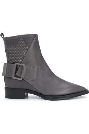 LORENA ANTONIAZZI Pointed toe ankle boots