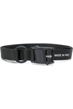 Stone Island Logo-print tape belt