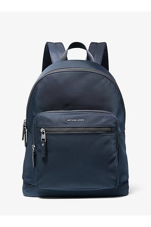 Michael Kors MK Hudson Nylon Backpack - Navy - Michael Kors