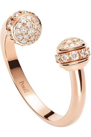 PIAGET Rose and Diamond Possession Ring