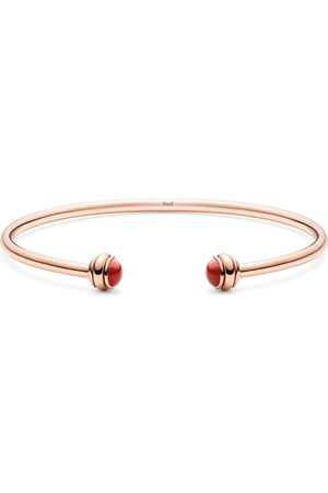 PIAGET Rose Gold and Carnelian Possesion Bangle