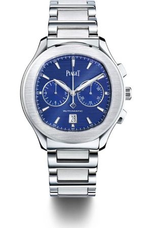 PIAGET Stainless Steel Polo Watch 42mm