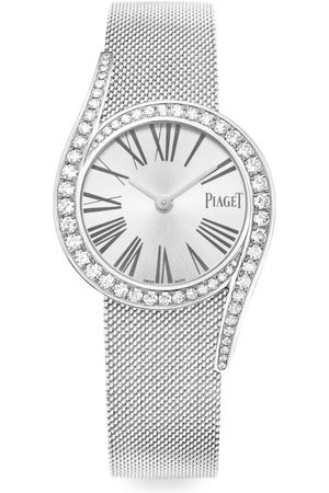 PIAGET White and Diamond Limelight Gala Watch 26mm