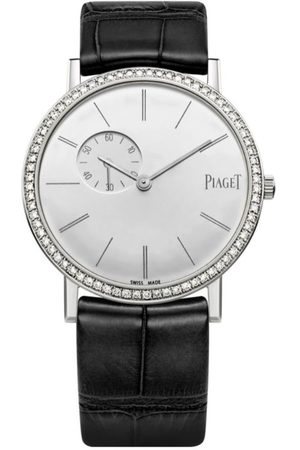 PIAGET Rose and Diamond Altiplano Watch 34mm